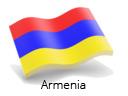armenia_glossy_wave_icon_128