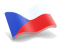 czech_republic_glossy_wave_icon_128