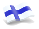 finland_glossy_wave_icon_128