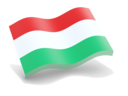 hungary_glossy_wave_icon_128