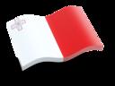 malta_glossy_wave_icon_128