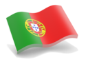 portugal_glossy_wave_icon_128