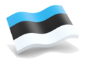 estonia_glossy_wave_icon_128