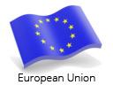 european_union_glossy_wave_icon_128