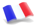 france_glossy_wave_icon_128