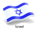 israel_glossy_wave_icon_128